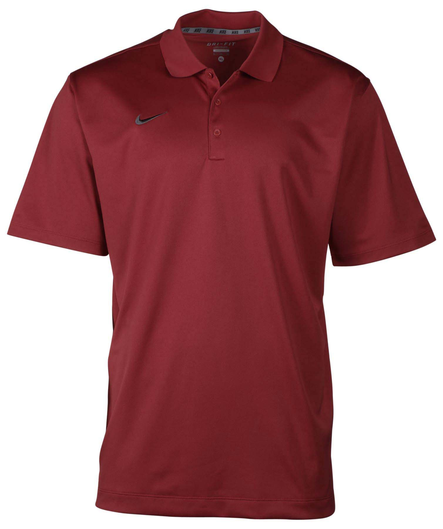 nike men 39 s dri fit football polo shirt ebay