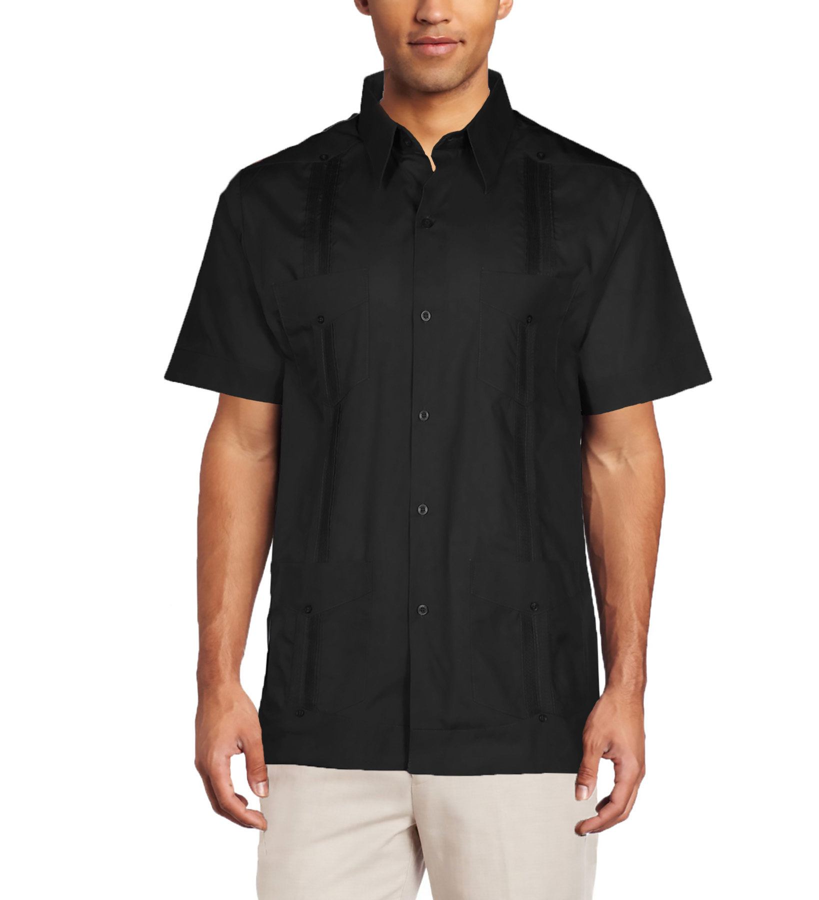 Mens Short Sleeve Henley Shirts