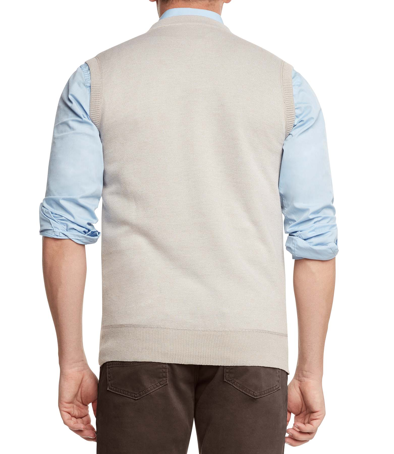 True Rock Men's Argyle V-Neck Sweater Vest | eBay