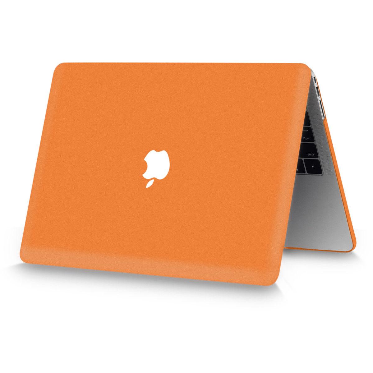 Matte Rubberized Hard Case with Keyboard Skin for Apple MacBook Pro 13 Retina