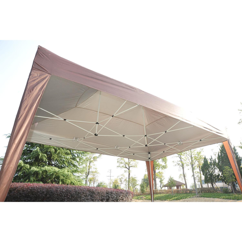 4.5m x 3m Garden Pop Up Gazebo Marquee Party Tent Heavy Duty Canopy