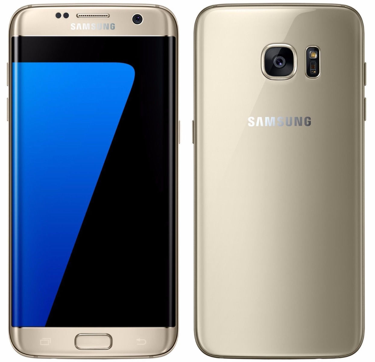 Samsung Galaxy S7 Edge 32GB SM-G935T Unlocked GSM 4G LTE Android Smartphone