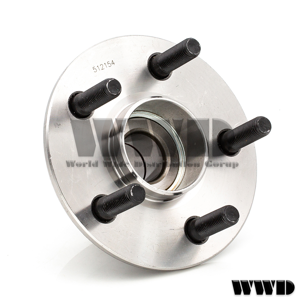 2x 512154 Rear Wheel Hub Bearing For 2001-2006 Dodge Stratus Sedan NON ABS Pair