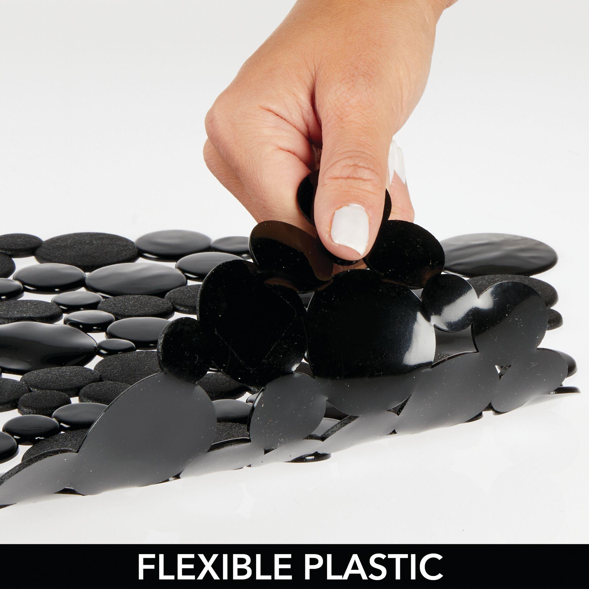 Bubble Design X-Large mDesign Plastic Kitchen Farmhouse Sink Mat