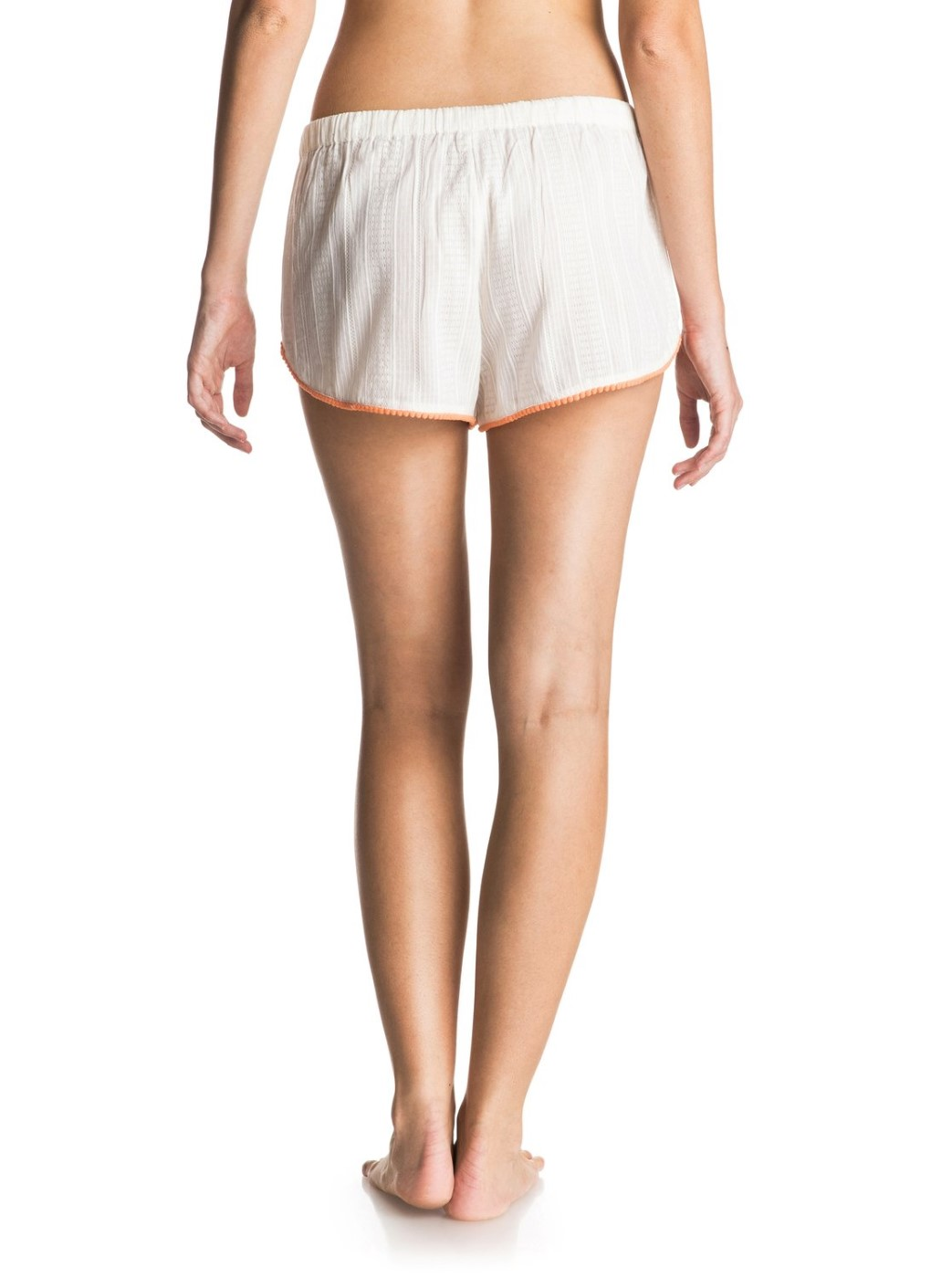 Roxy Womens Cut Pompom Beach Shorts ERJX603022