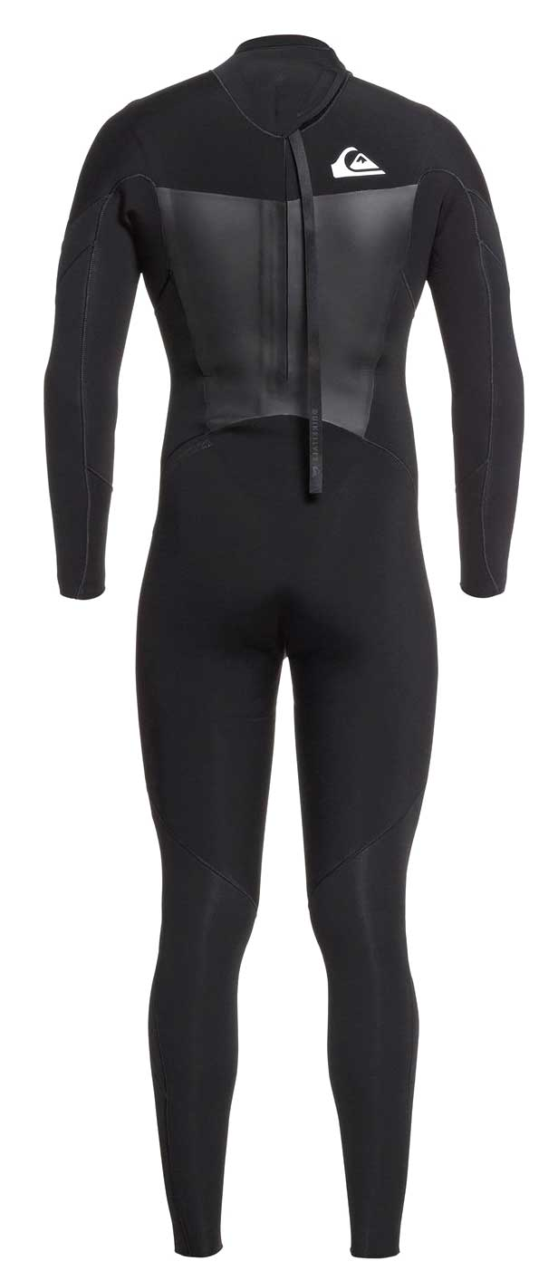 4//3mm Men/'s Quiksilver Syncro GBS Wetsuit Back Zip LATEST MODEL
