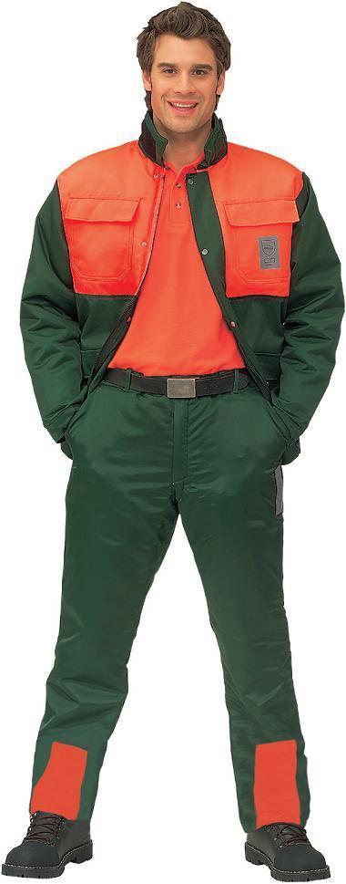 Schnittschutz Bundhose Forsthose Schnittschutzhose EU Hersteller beste Qual.