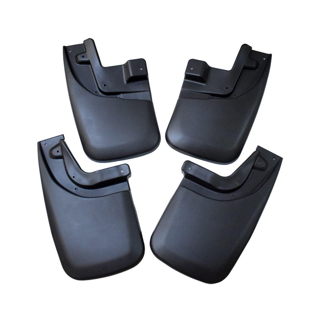 Set of 4 For TACOMA 2005 06 07-2015 MUD FLAPS SPLASH GUARDS MUDGUARDS Front Rear