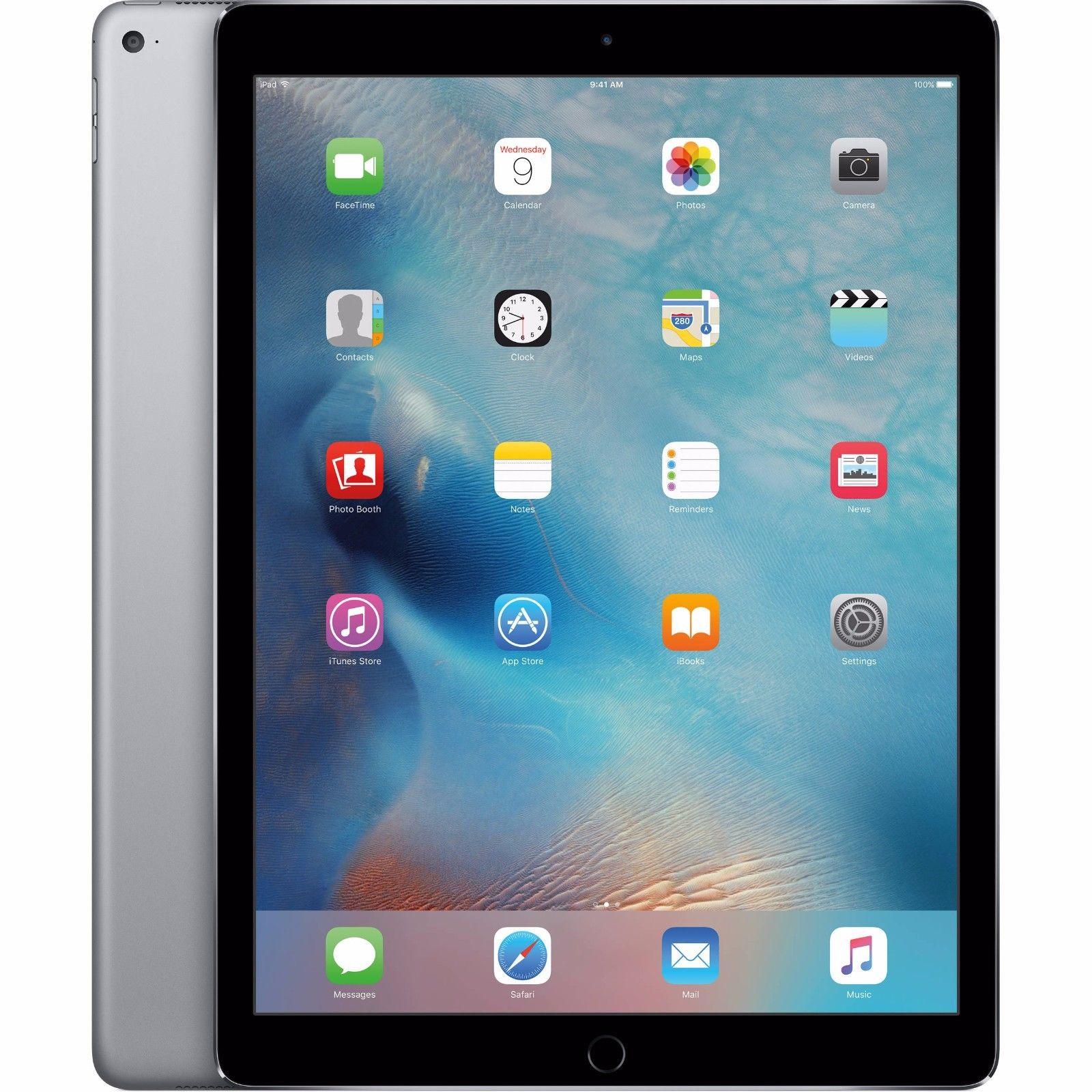 Apple iPad 5th Gen 32GB 128GB Wifi + Cellular Unlocked - Space Gray Silver Gold