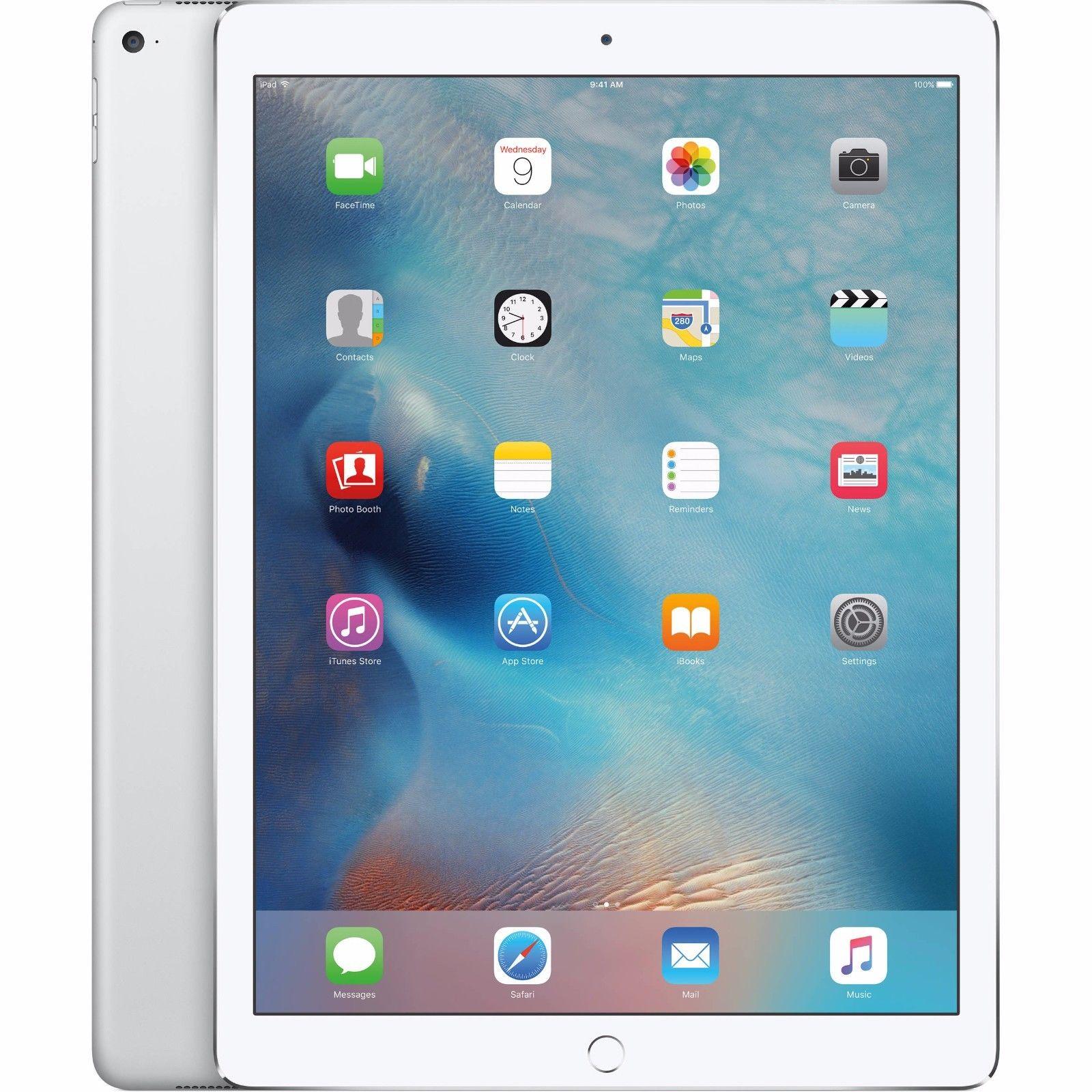 Apple iPad 5th Gen 32GB 128GB Wi-Fi, 9.7in - Space Gray Silver Gold