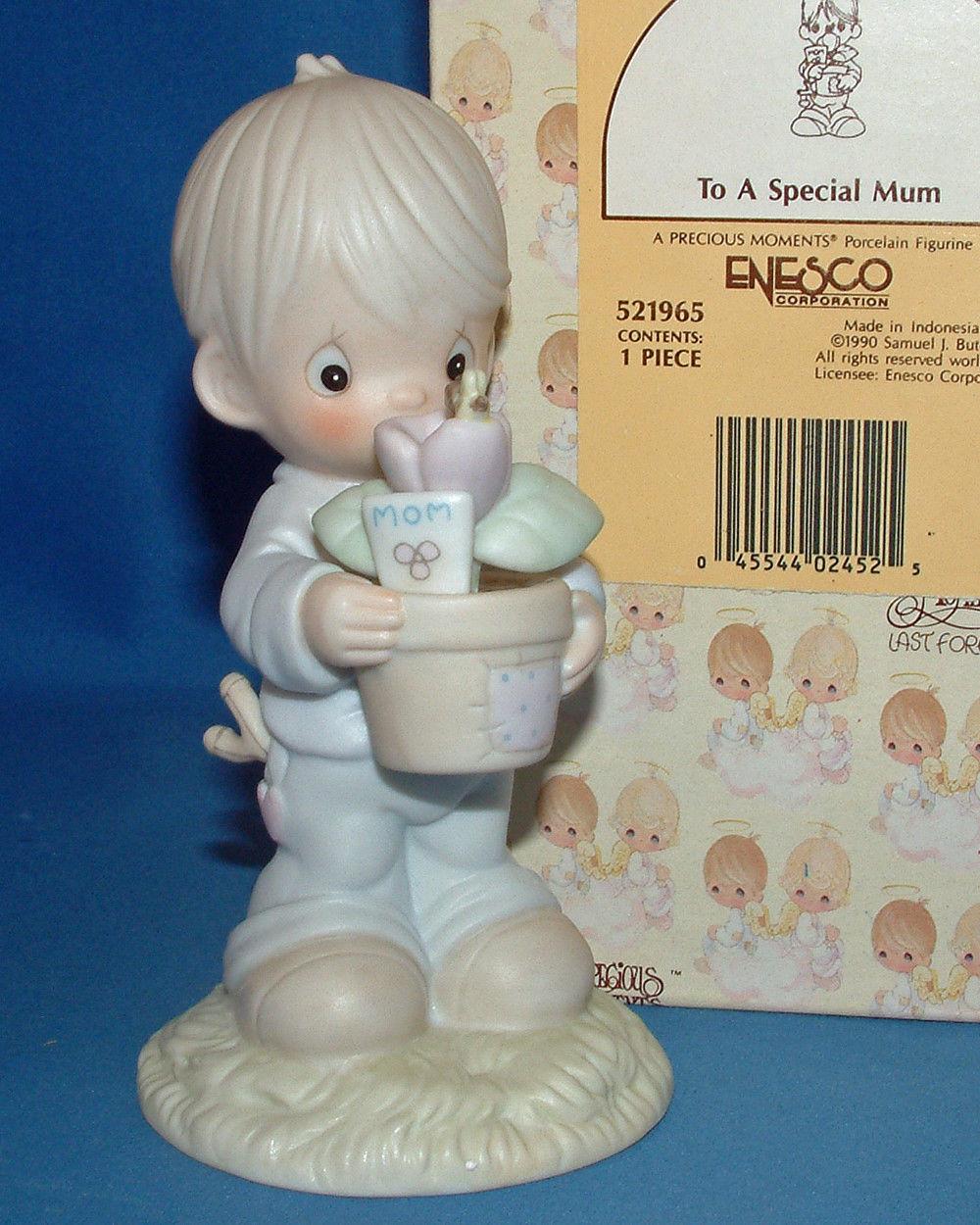 521965 MIB 521965 To A Special Mum Precious Moment Figurine