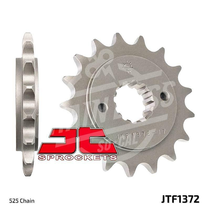 Deluxe  1998-2007 525 JT Sprockets and Drive Chain Kit for Honda VT 750 Shadow
