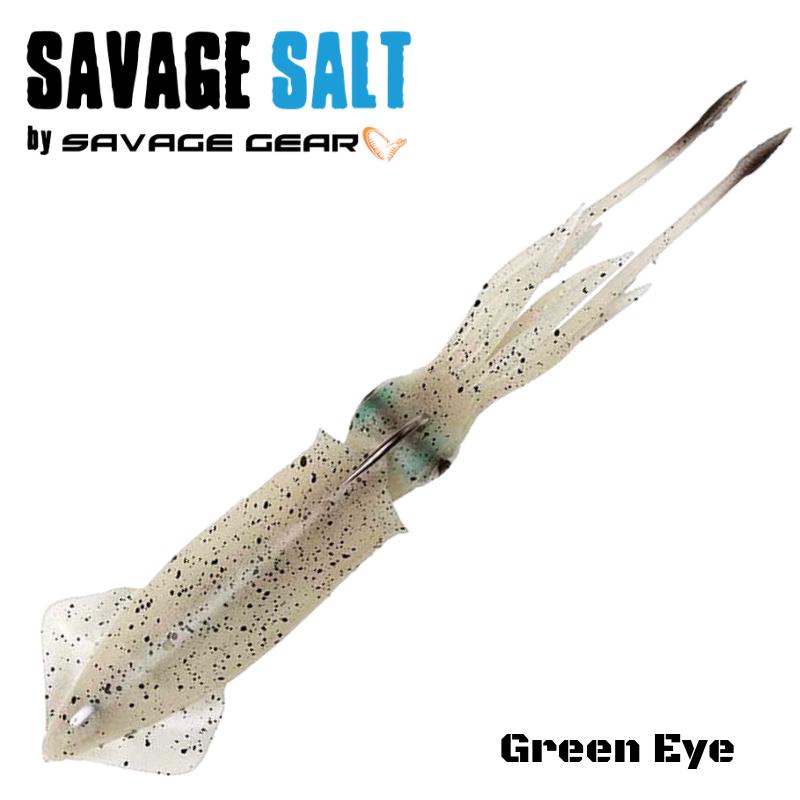 Savage Gear Salt Serie Soft Bait Lure 3D Swim Squid 125Mm//25G//2Pcs