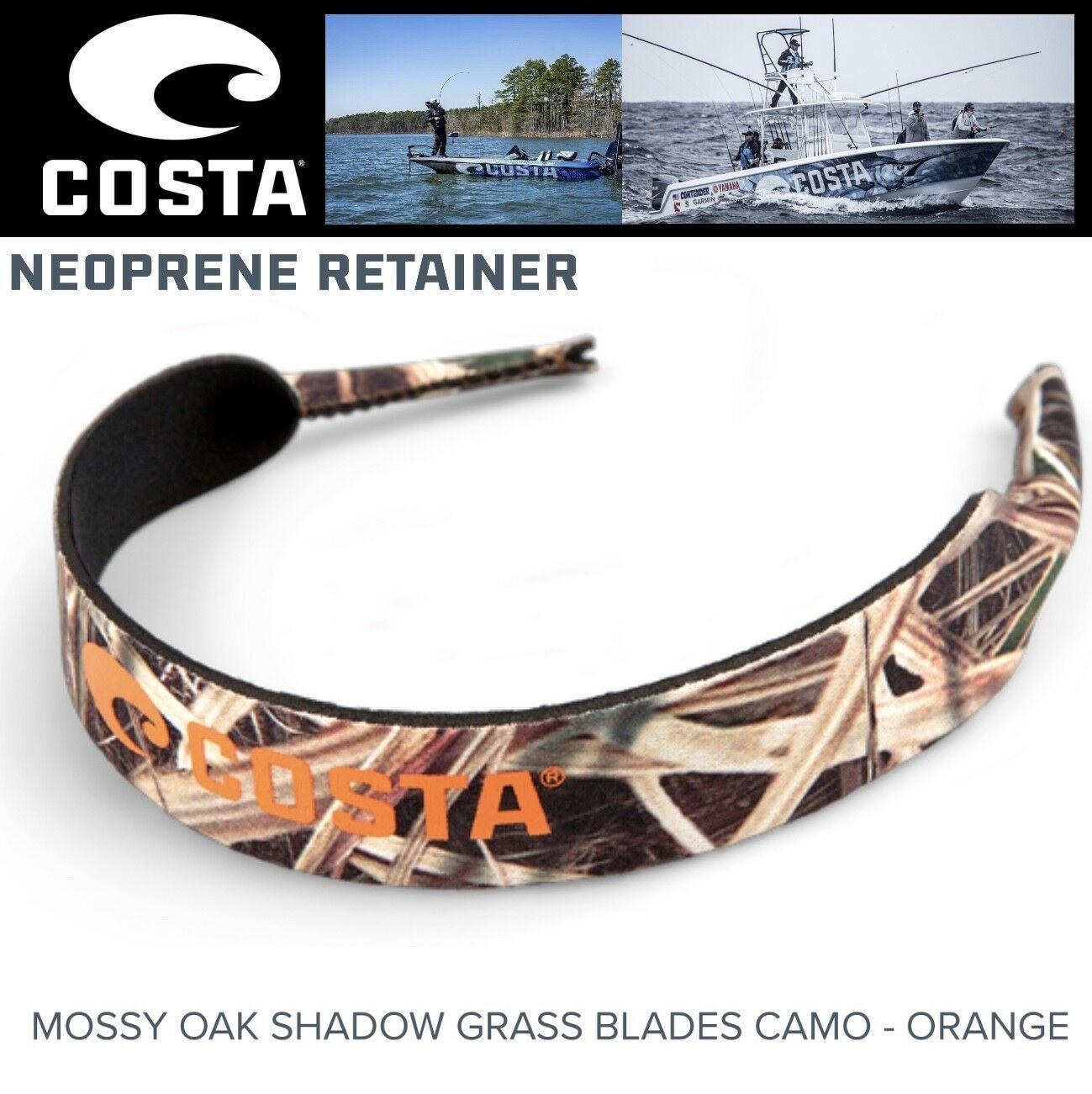 *NEW* Costa Del Mar Camo Neoprene Sunglass Retainers