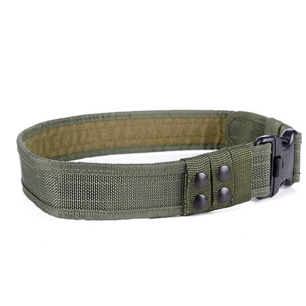 Military Tactical Belt Police Duty Security Guard Modular Enforcement Equipment
