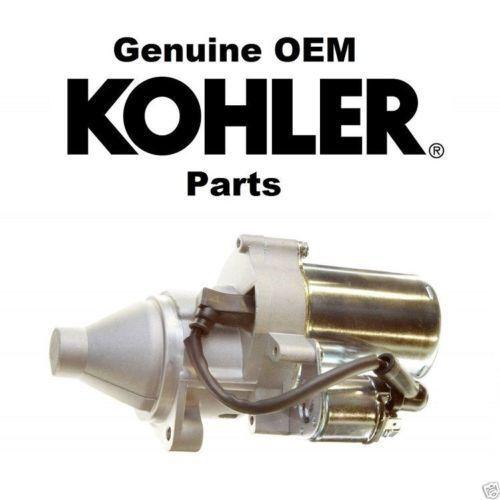 * OEM Genuine Kohler 17-098-11-S Electric Starter 17 098 11-S OEM