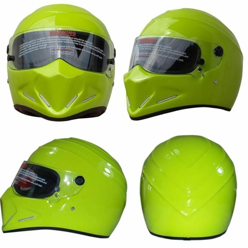 Motorcycle Helmet DOT Approved Full Face for Kart Motorcycle Motocross ATV