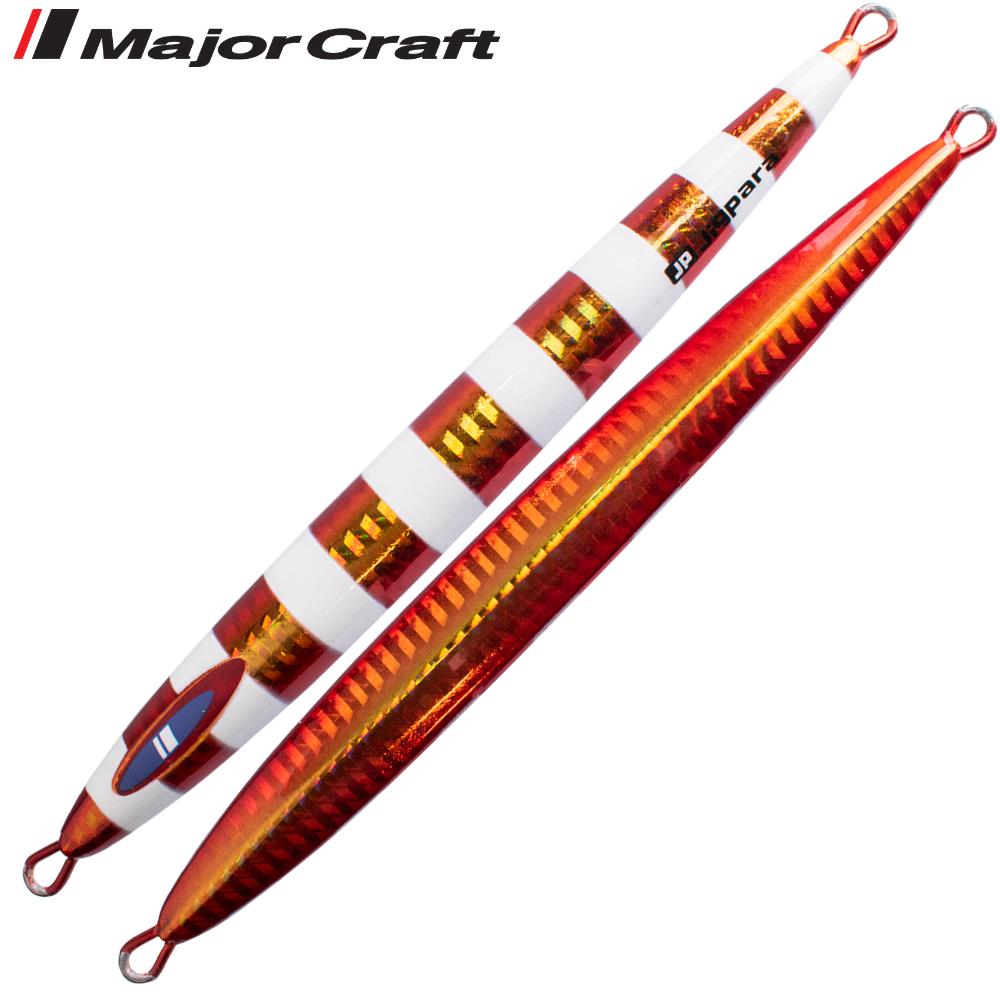 MAJOR CRAFT SLOW PITCH JIGGING METAL LURE JIGPARA VERTICAL LONG SLOW 100g