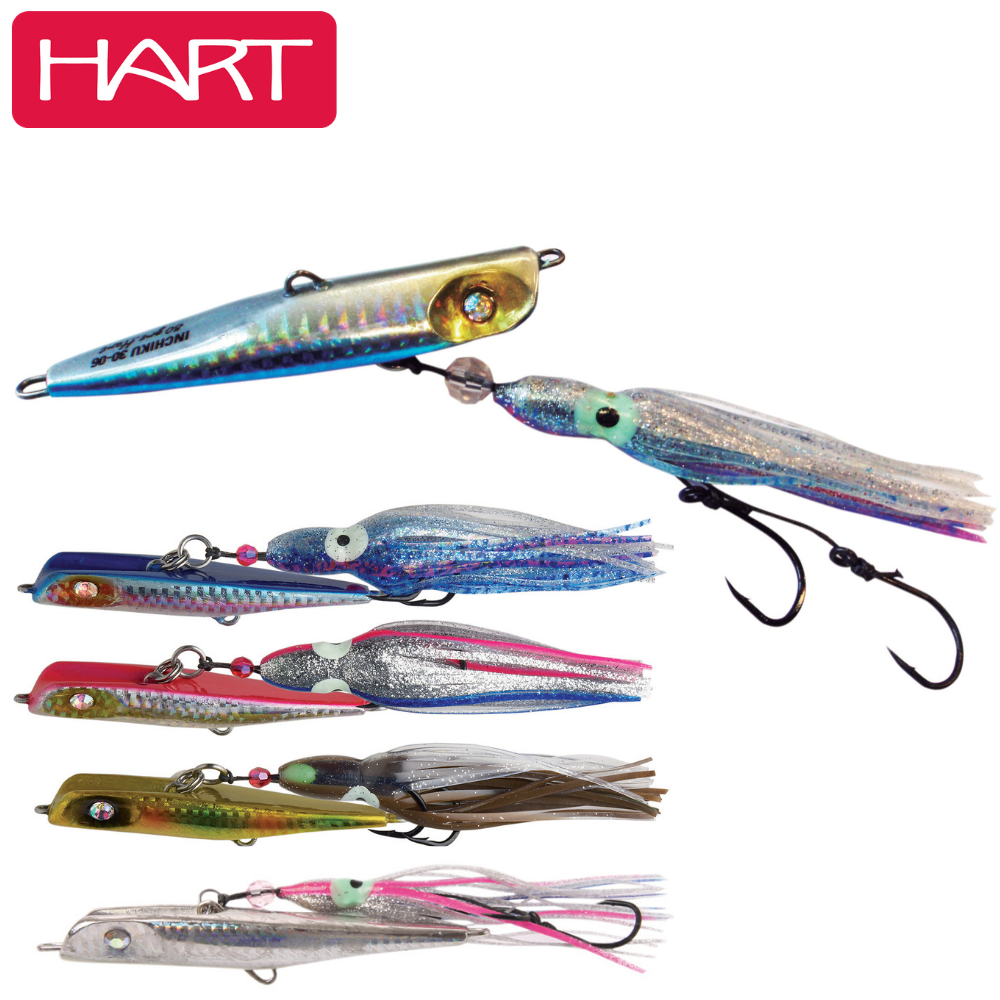 """Hart The Edition Jigging Special Lures /""""inchiku 30-06/"""" 110g"""