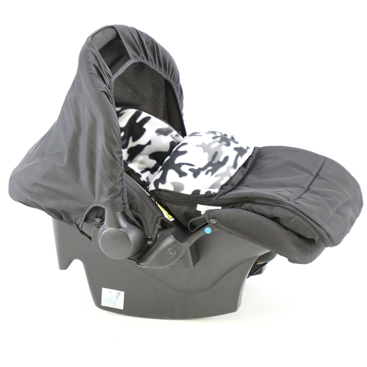 Cosy Toes Baby Compatible with Joie Fleece Car Seat Footmuff