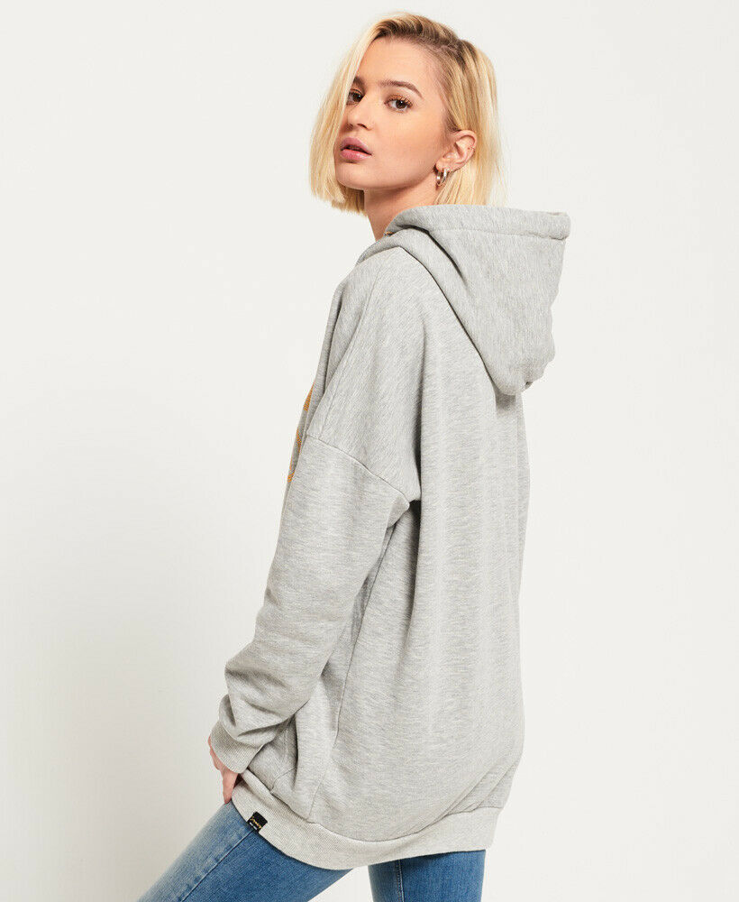 Haut Femme Superdry Sparkle Skater hoodie