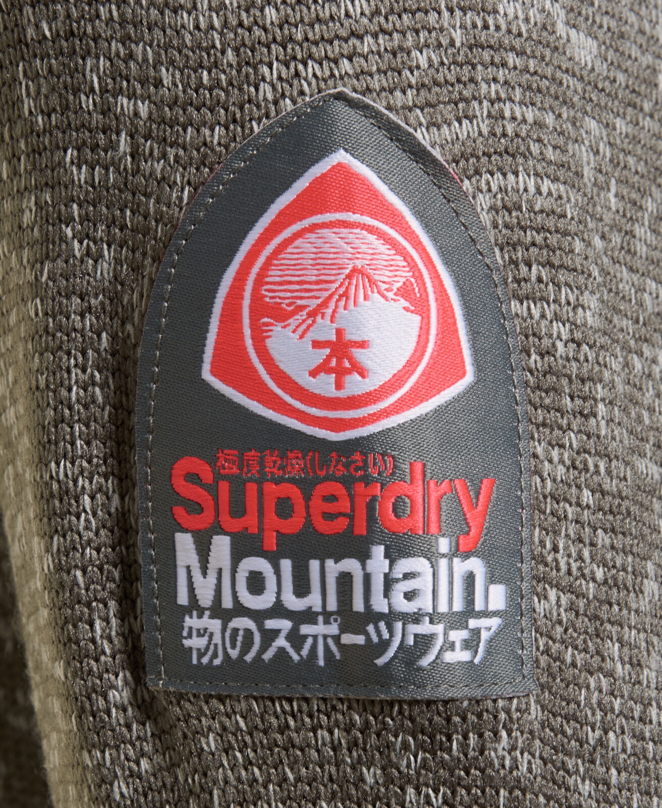 New Womens Superdry Storm Fur Ziphood Snow Charcoal