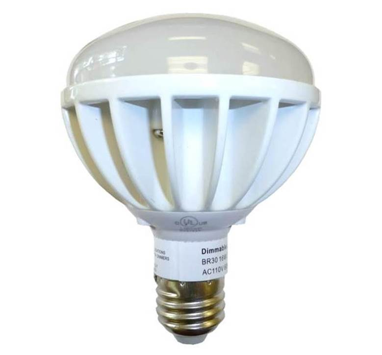 br30 dimmable short neck led light bulb 1000 lumen 3000k e26 base ebay. Black Bedroom Furniture Sets. Home Design Ideas
