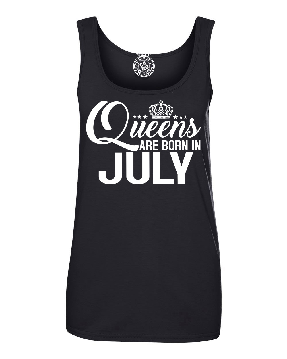Black t shirt ebay - Black T Shirt Ebay Queens Are Born In July Birthday Womens Tank