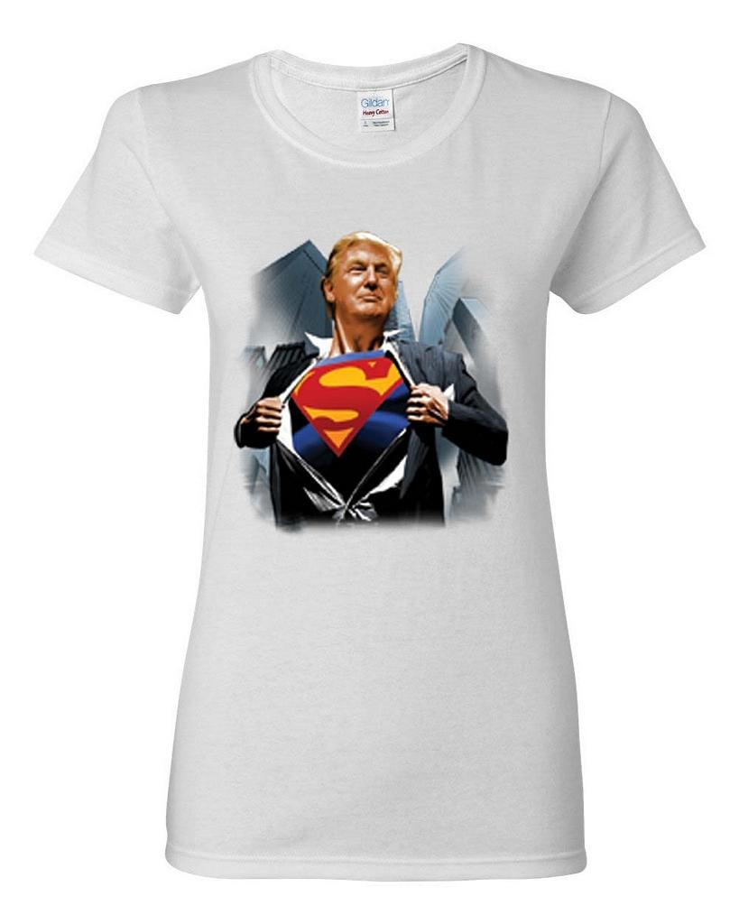 Womens Superman T Shirt