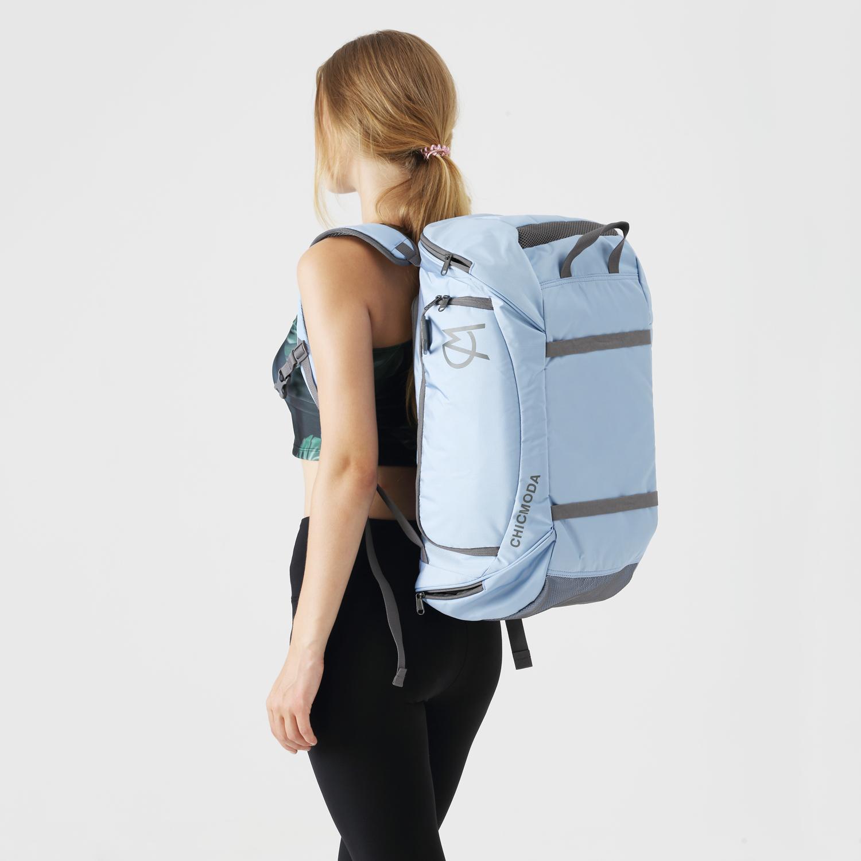 Weatherproof Travel Duffle Bag Sport Workout Gym