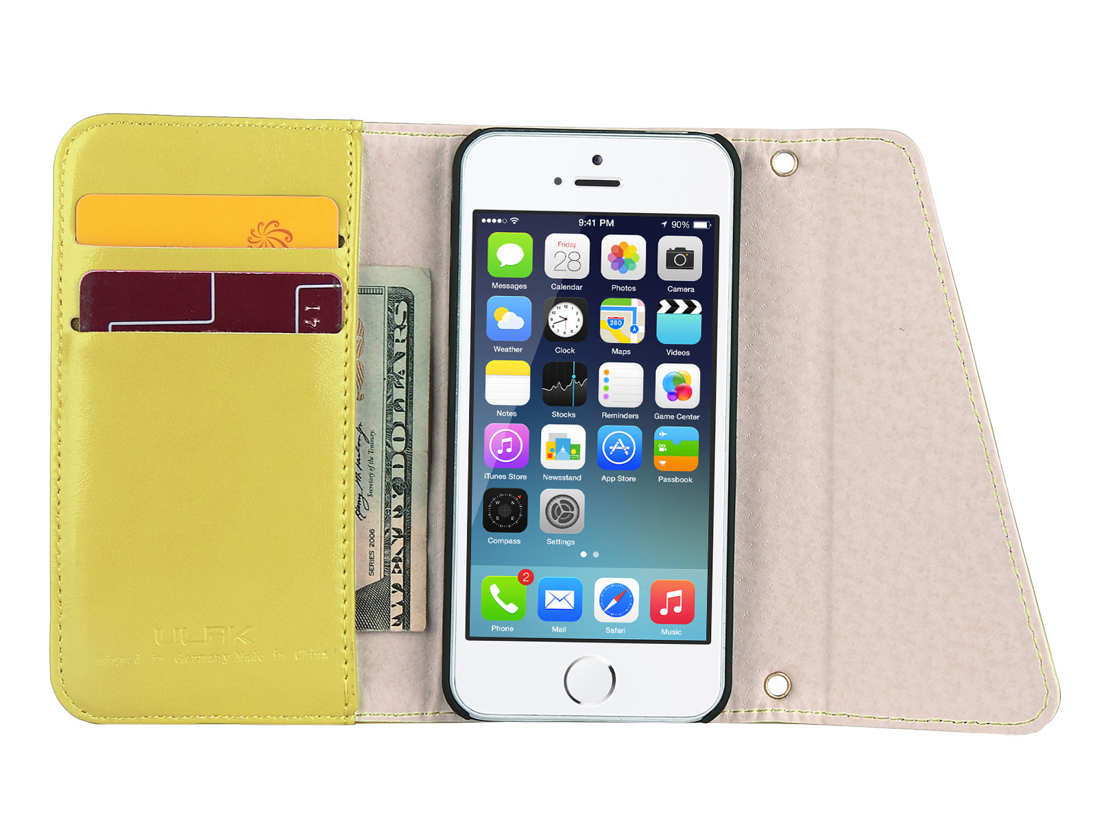 how to put apps in an iphone wallet