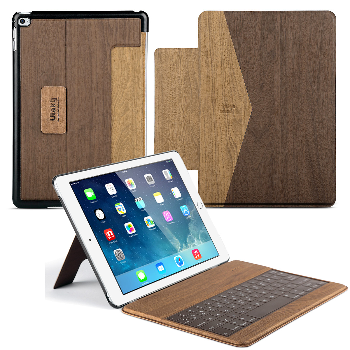 Best Buy Ipad Stand With Cute Rocketfish Acessories Design: Ultra Slim Magnetic Leather Smart Cover Case Stand For Apple IPad Air 2