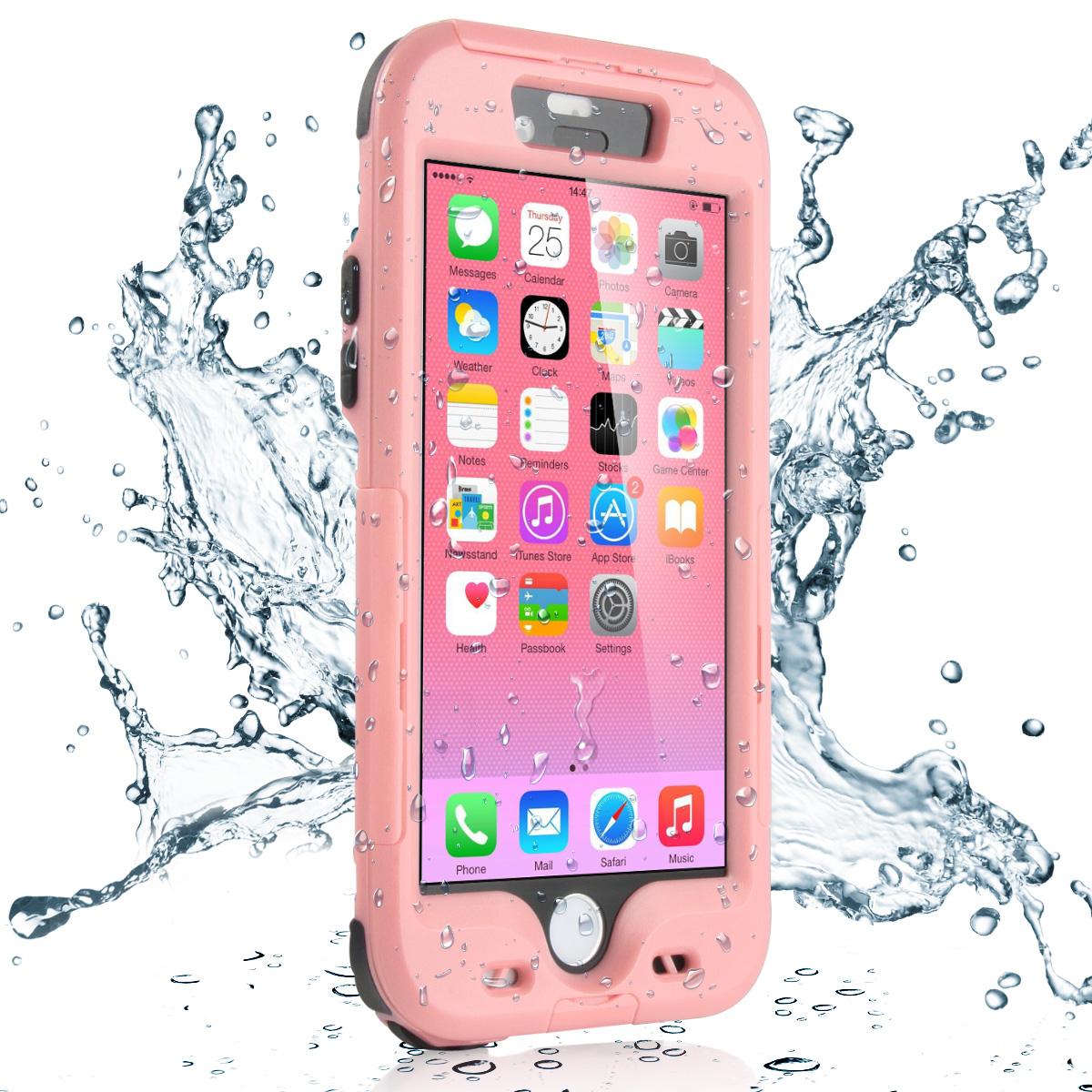 Iphone  Lifeproof Case Pink