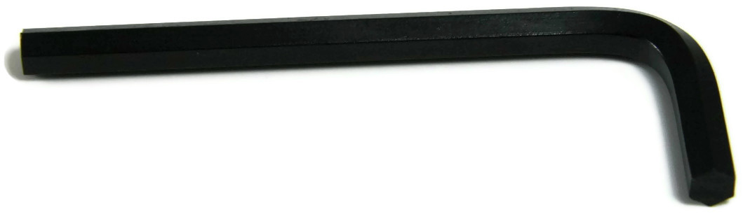 RAW PRODUCTS CORP Short Arm Black Hex Allen Key Wrench .028 Inch - Qty 250 at Sears.com