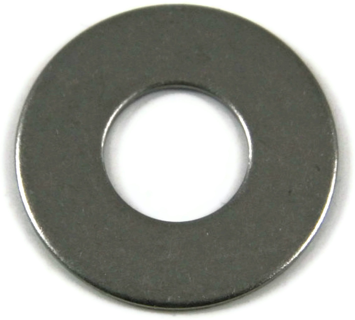 Stainless steel flat washer series sae id