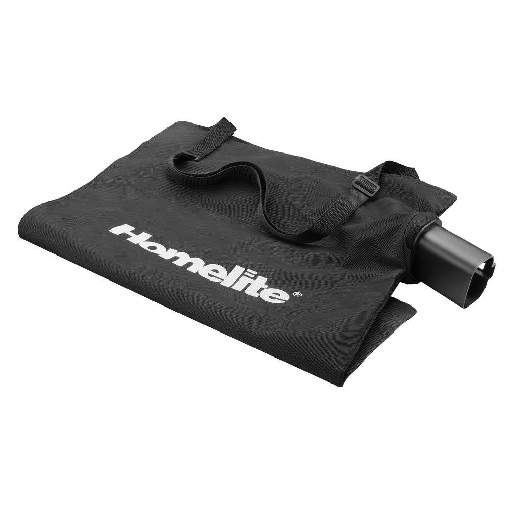 Homelite Electric Blower Vac : Homelite ag replacement vac vacuum leaf bag