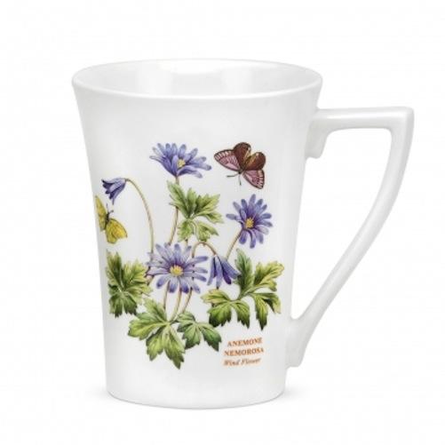 portmeirion exotic botanic garden set of 6 wind flower mandarin mugs
