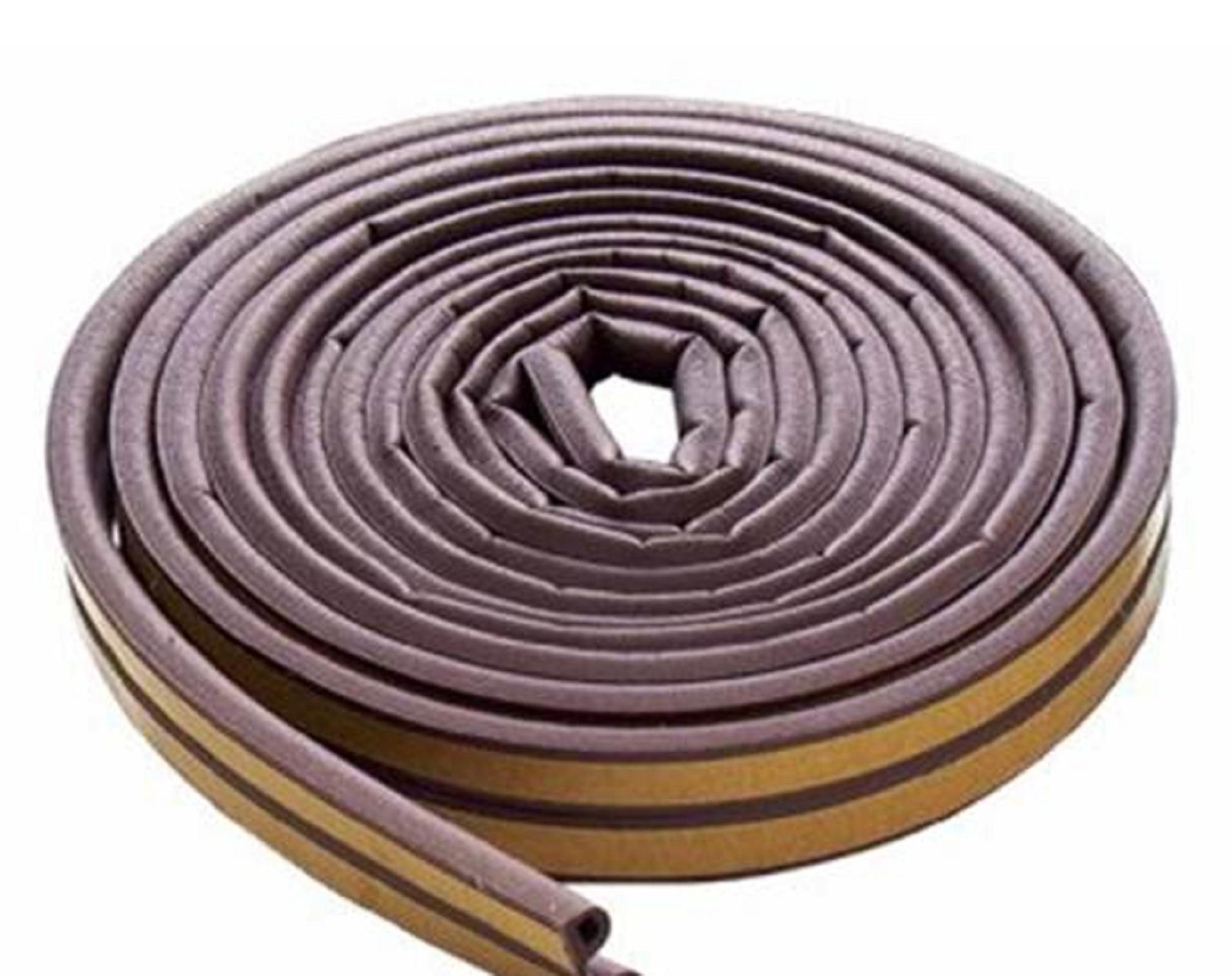 M-D Building Products 2550 All-Climate Edam Weatherstrip P Strip, 17 Feet, Brown at Sears.com