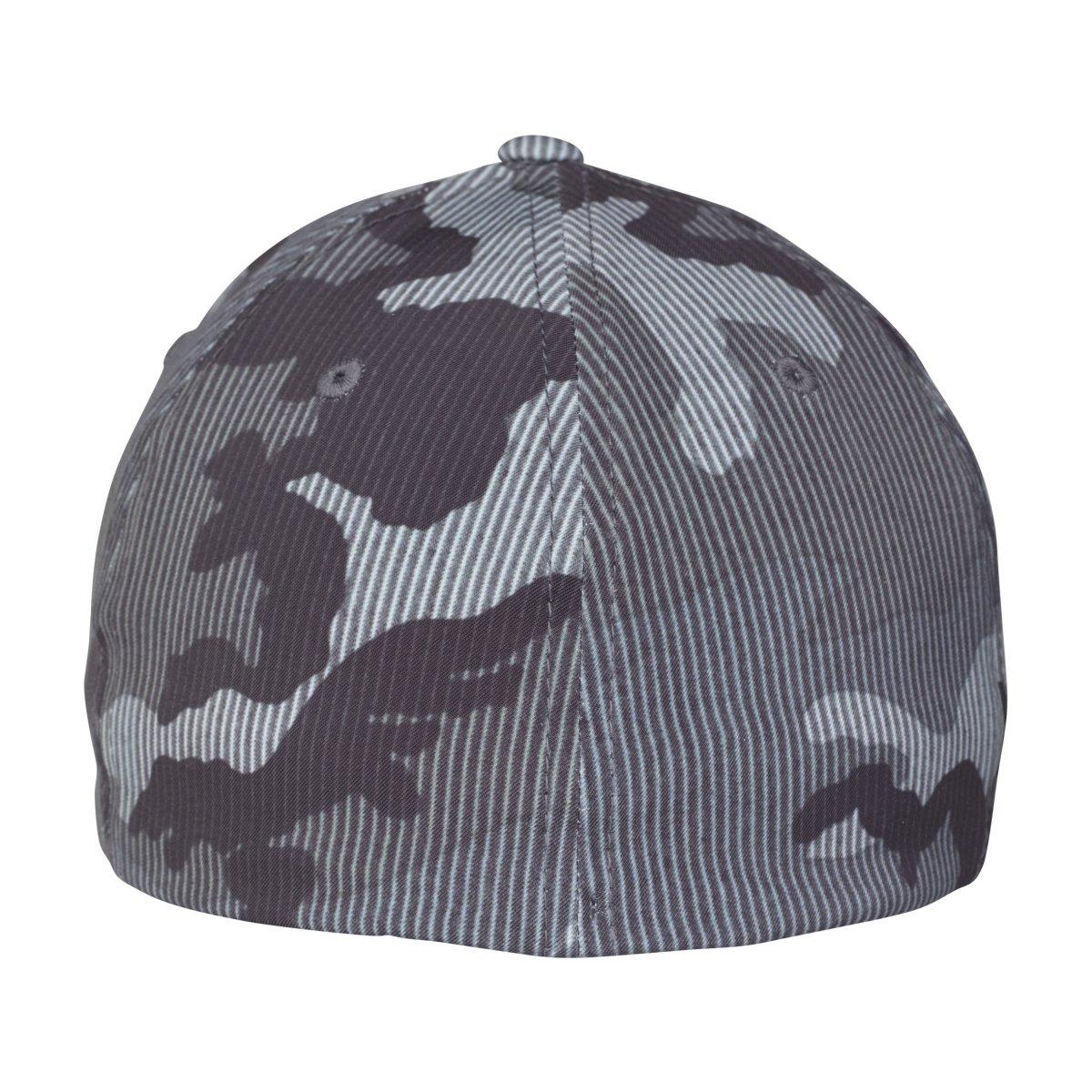 Flexfit CAMO STRIPE Stretchable Cap