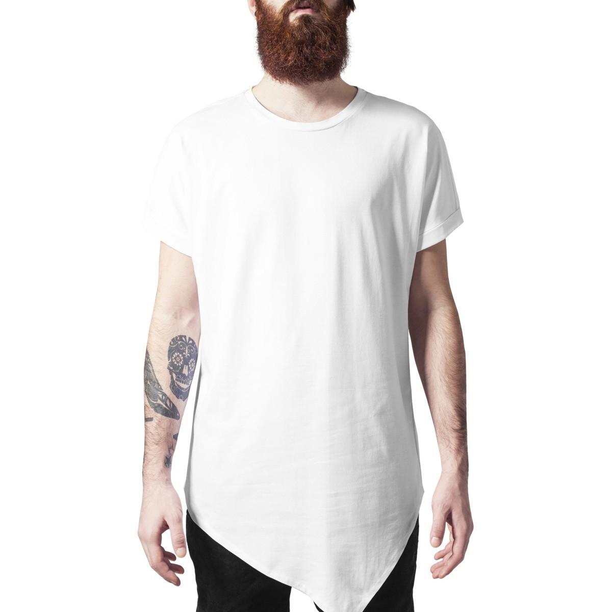 ASYMETRIC Long Tee Shirt Urban Classics