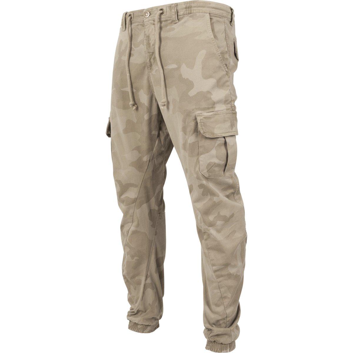 Camo Cargo Jogging Army Pant Urban Classics