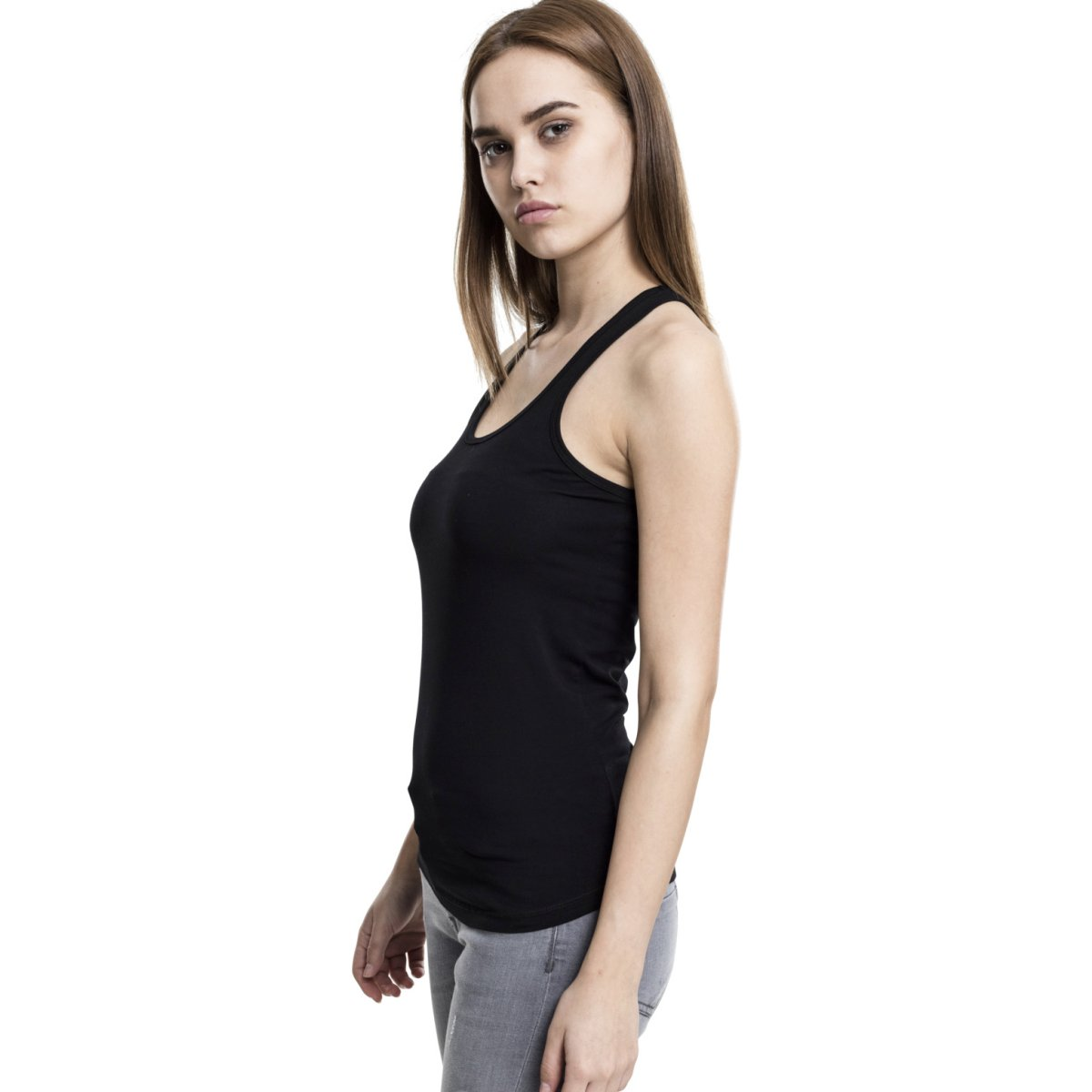 JERSEY Stretch Tank Top Urban Classics Ladies