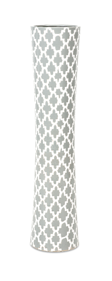 Imax Contemporary  Multi Alexa Large Ceramic Vase Home Accent Decor Imax 87575 at Sears.com