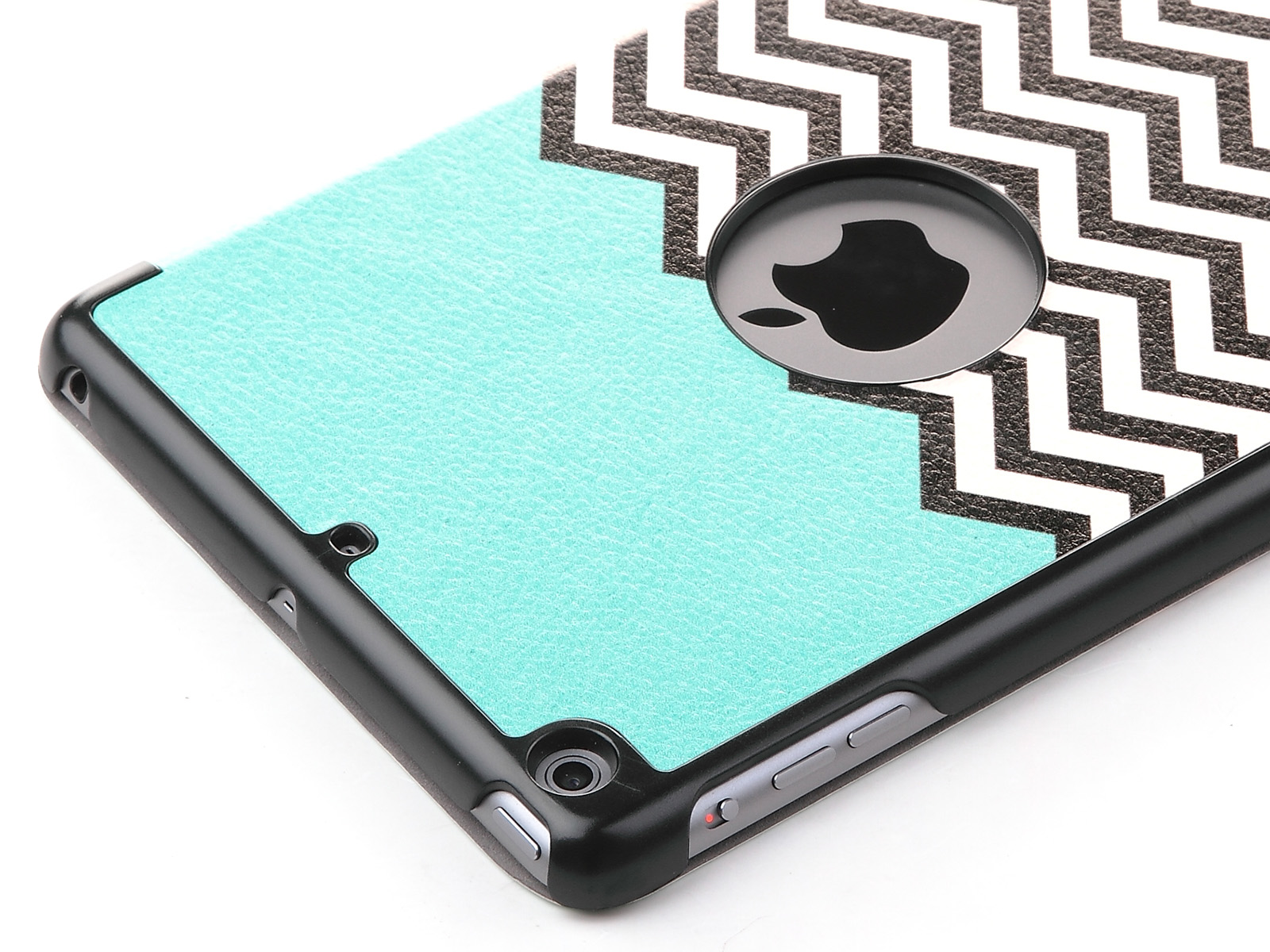 Ultra Slim Pattern PU Leather Smart Cover For Apple iPad Mini 1/2/3 Hard Case