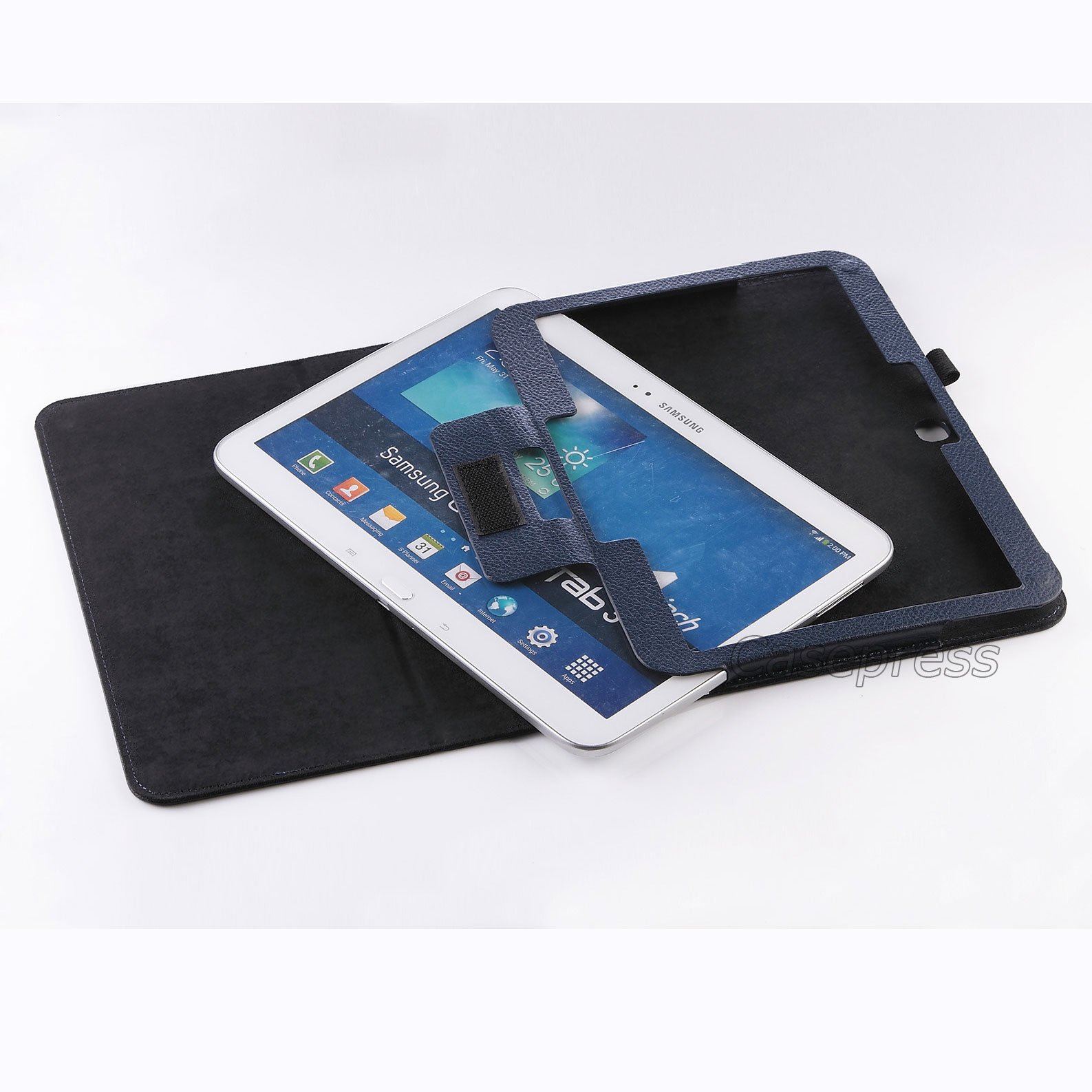 Folio PU Leather Case Cover For Samsung Galaxy Tab 3 101