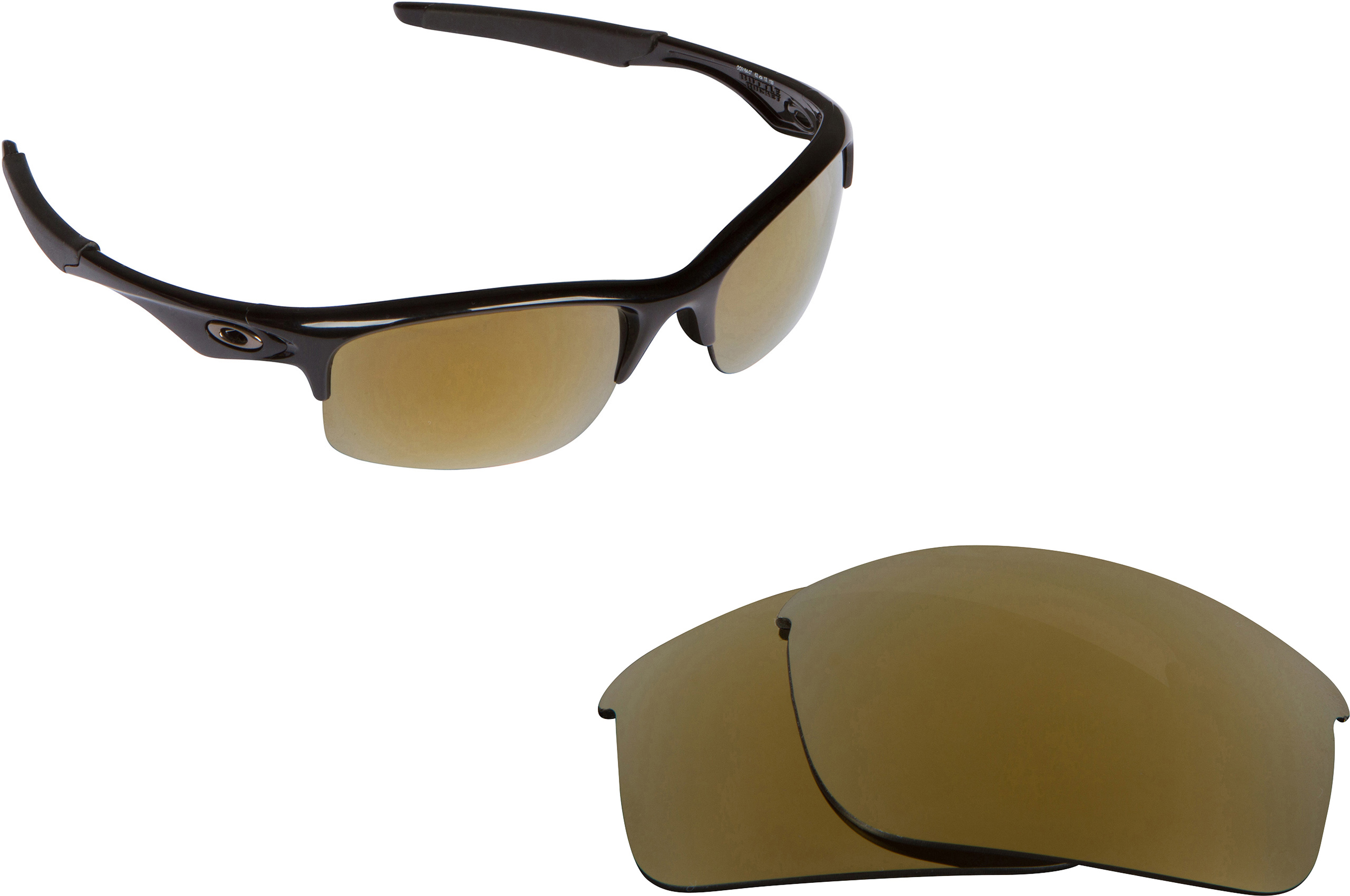 are oakley iridium lenses polarized  lenses 100% polarized