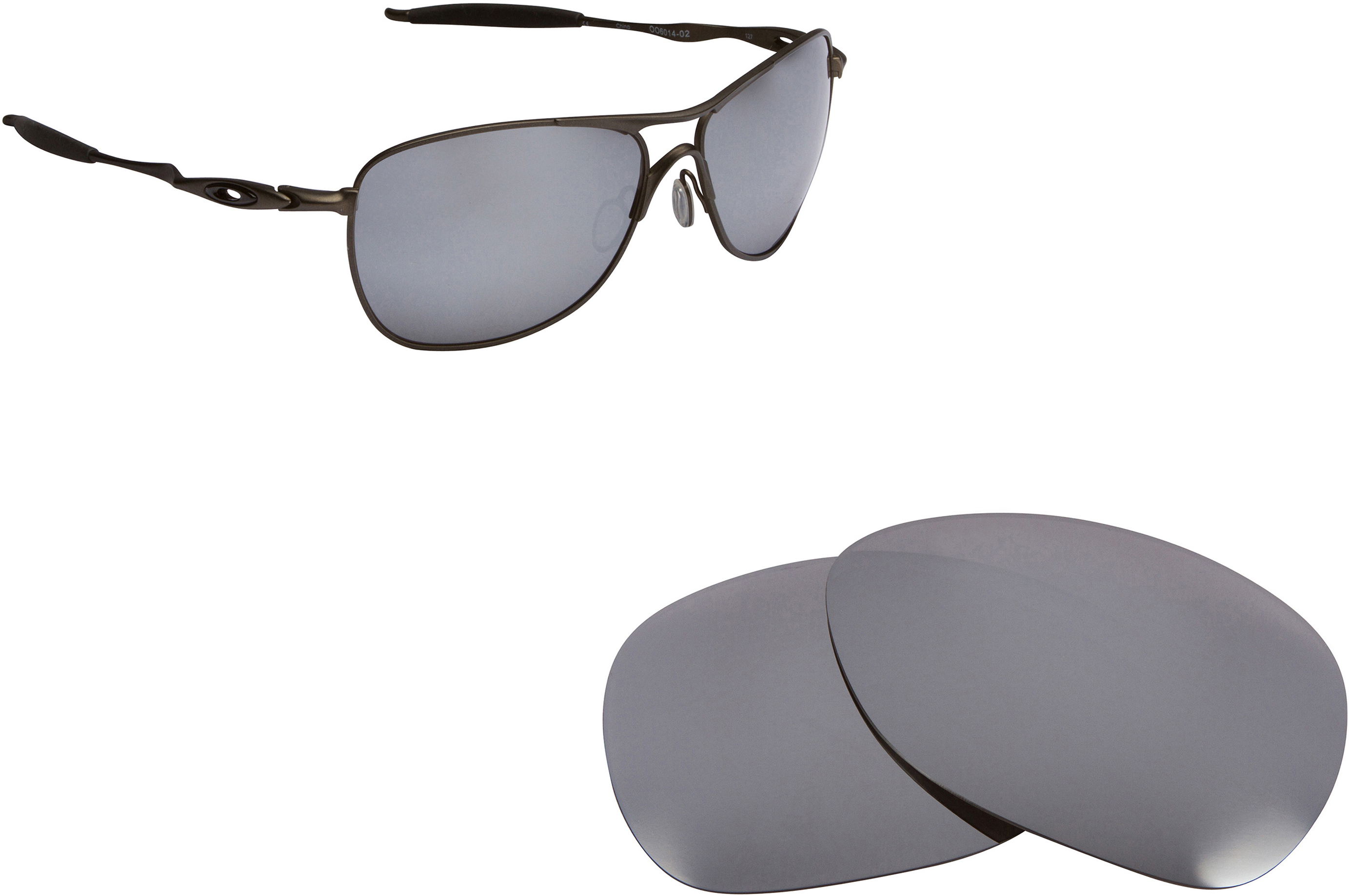 c56ca79a658 Oakley Crosshair 2.0 Polarized Mirror Sunglasses « Heritage Malta