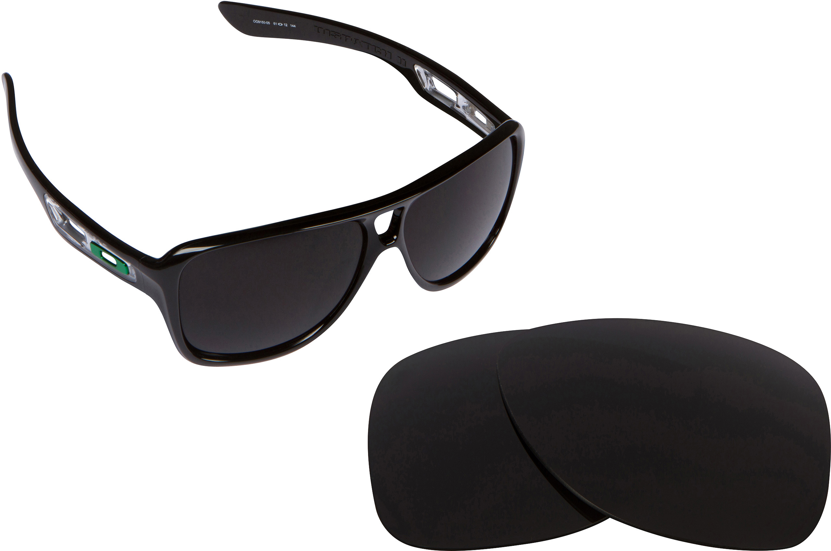oakley half jacket 2.0 xl polarized replacement lenses  replacement