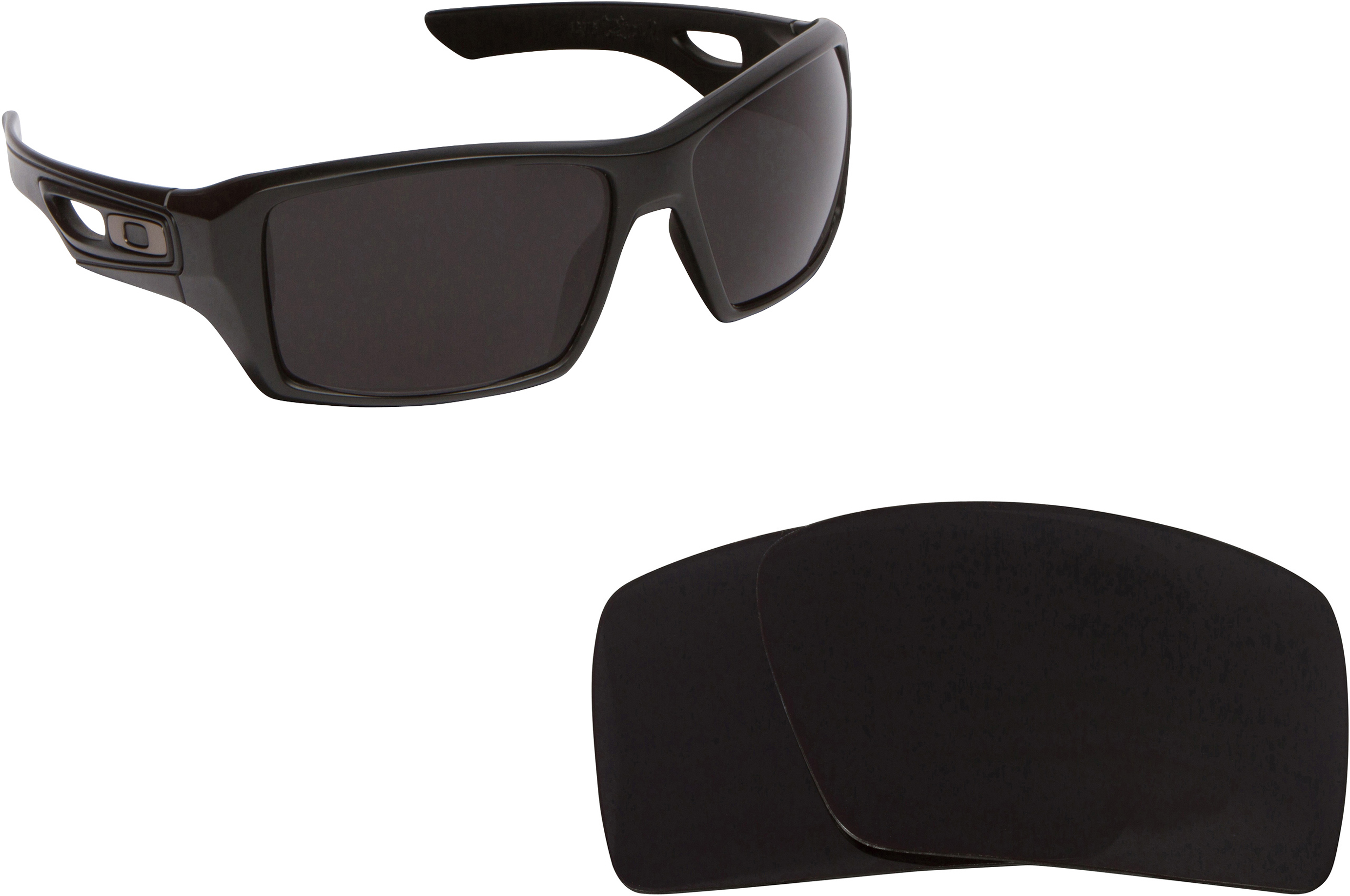 replacement oakley holbrook lenses  replacement polycarbonate