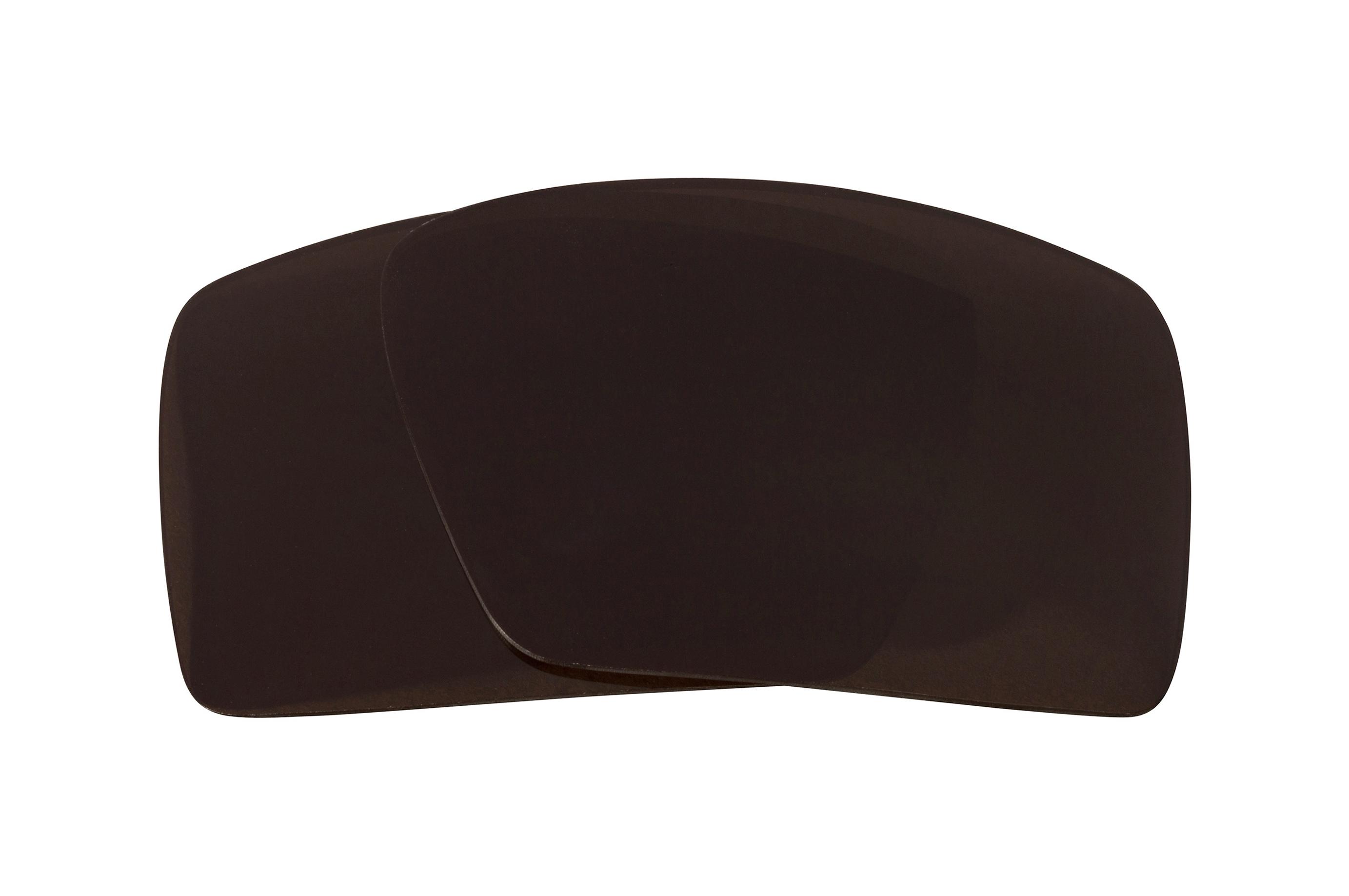 Oakley eyepatch 2 vs gascan lenses